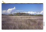 Tidal Marsh On Roanoke Island Carry-all Pouch