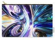 Tide Pool Abstract Carry-all Pouch