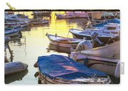 Tied Up In Rovinj Carry-all Pouch
