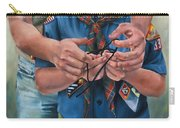 Ties That Bind Carry-all Pouch