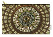 Tiffany Dome Chicago Cultural Museum Carry-all Pouch