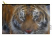Tiger-5316-fractal Carry-all Pouch