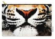 Tiger Art - Burning Bright Carry-all Pouch