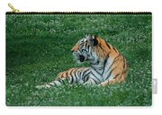Tiger At Rest 1 Carry-all Pouch