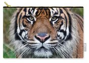 Tiger Stripes Carry-all Pouch