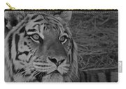 Tiger Bw Carry-all Pouch