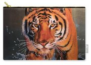 Tiger Crossing Water Carry-all Pouch