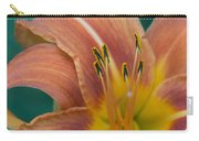 Tiger Daylily Carry-all Pouch