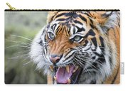 Tiger Growl Carry-all Pouch