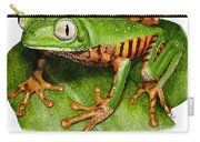 Tiger-legged Monkey Frog Carry-all Pouch