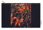 Tiger Lilies Carry-all Pouch