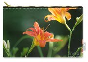 Tiger Lily And Bud   # Carry-all Pouch