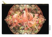 Tiger Lily Sphere Carry-all Pouch