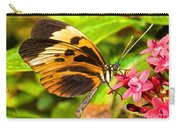 Tiger Mimic Butterfly Carry-all Pouch