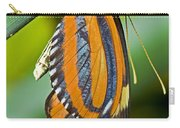 Tiger Mimic Queen Butterfly Carry-all Pouch
