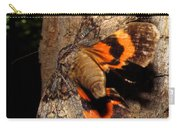 Tiger Moth Flight Carry-all Pouch