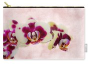 Tiger Orchid Carry-all Pouch
