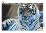 Tiger Posing Carry-all Pouch