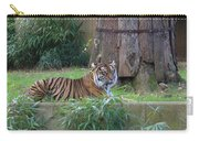 Tiger Resting Carry-all Pouch
