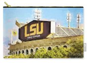 Tiger Stadium - Bw Carry-all Pouch