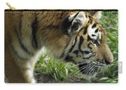 Tiger Stalking Carry-all Pouch