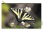 Tiger Swallowtail Butterfly 2a Carry-all Pouch