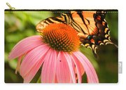 Tiger Swallowtail Feeding Carry-all Pouch