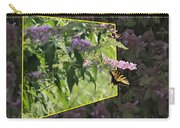 Tiger Swallowtail Oob-featured In Beautycaptured-oof-harmony And Happiness Carry-all Pouch