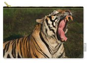 Tiger Teeth Carry-all Pouch