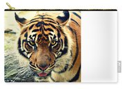Tiger Tongue Two Carry-all Pouch