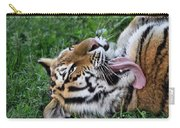 Tiger Tongue Carry-all Pouch by Dan Sproul