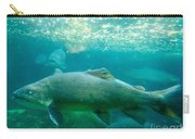 Tiger Trout Salmo Trutta X Salvelinus Fontinalis Underwater Carry-all Pouch