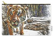 Tiger View Carry-all Pouch