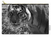 Tiger With A Cold Stare Carry-all Pouch