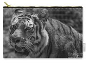 Tiger With A Hard Stare Carry-all Pouch