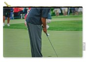 D12w-457 Tiger Woods Carry-all Pouch