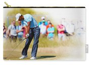 Tiger Woods - The British Open Golf Championship Carry-all Pouch