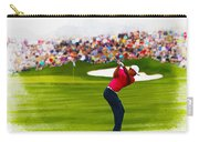 Tiger Woods - The Waste Management Phoenix Open  Carry-all Pouch
