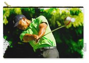 Tiger Woods - Wgc- Cadillac Championship Carry-all Pouch