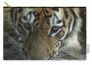 Tiger You Looking At Me Carry-all Pouch