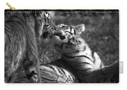 Tigers Kissing Carry-all Pouch
