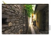 Tight Alley In Stone Carry-all Pouch