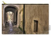 Tight Alley With Arch Carry-all Pouch