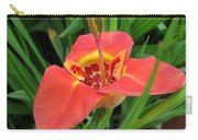 Tigridia Pavonia Carry-all Pouch