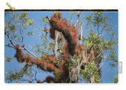 Tikal Furry Tree Closeup Carry-all Pouch