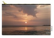 Tiki Sunset 2 Carry-all Pouch