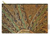 Tile Work Carry-all Pouch by Susan Candelario