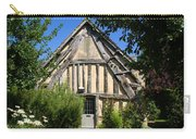 Timber A Frame Cottage Carry-all Pouch