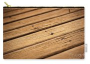Timber Decking Carry-all Pouch