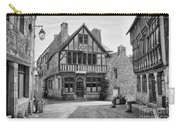 Timber Framed Houses In France Carry-all Pouch